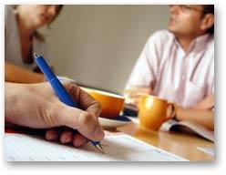 rv loan financing meeting