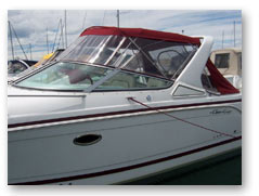 used boat financing example